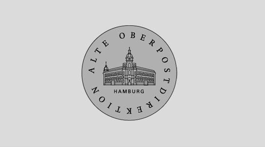 Zahnärzte am Stephansplatz in der Hamburger Innenstadt - Siegel alte Oberpostdirektion